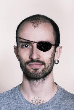 cv pirate